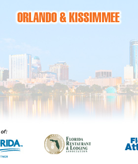 About Orlando And Kissimmee Florida Welcome GuideMap - Orlando on the us map